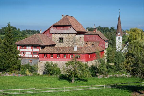 Wasserschloss Hagenwil gewinnt Tourismuspreis