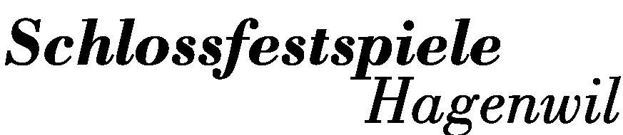Schlossfestspiele Hagenwil